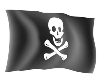 Picture of The Jolly Roger Flag